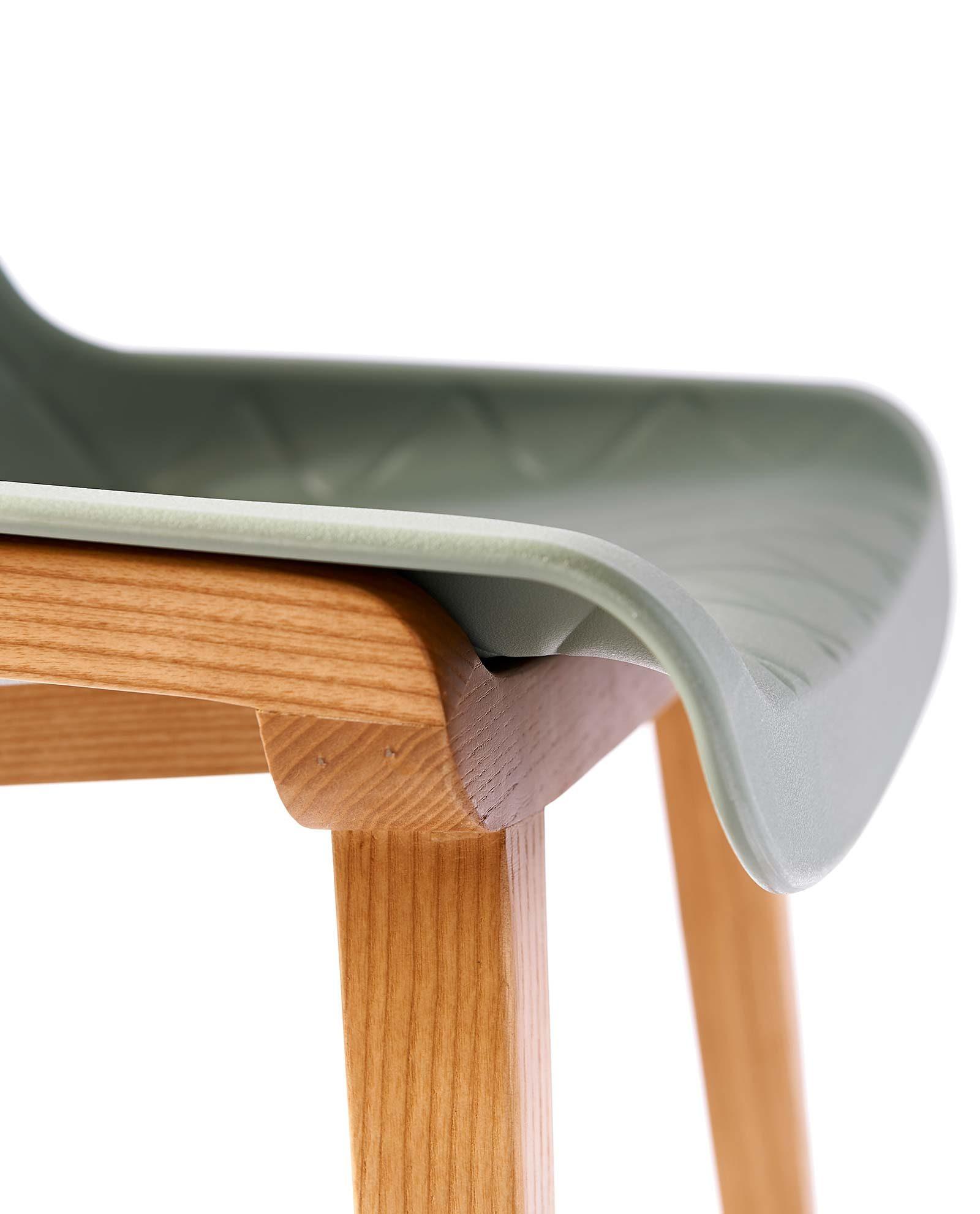 Riviera Maison chaise salle a manger Amsterdam City Green 4321003 5