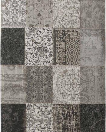 tapis Louis De Poortere LX8101 Vintage Black White