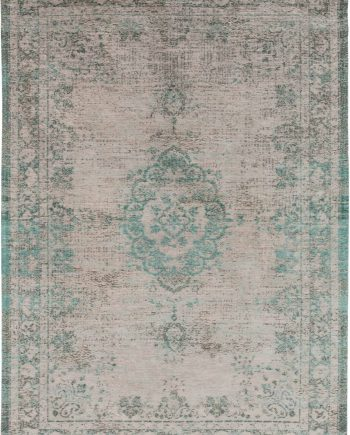 tapis Louis De Poortere LX8259 Fading World Medaillon Jade Oyster