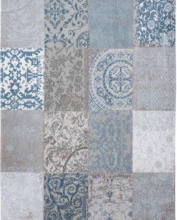 tapis Louis De Poortere LX8981 Vintage Bruges Blue