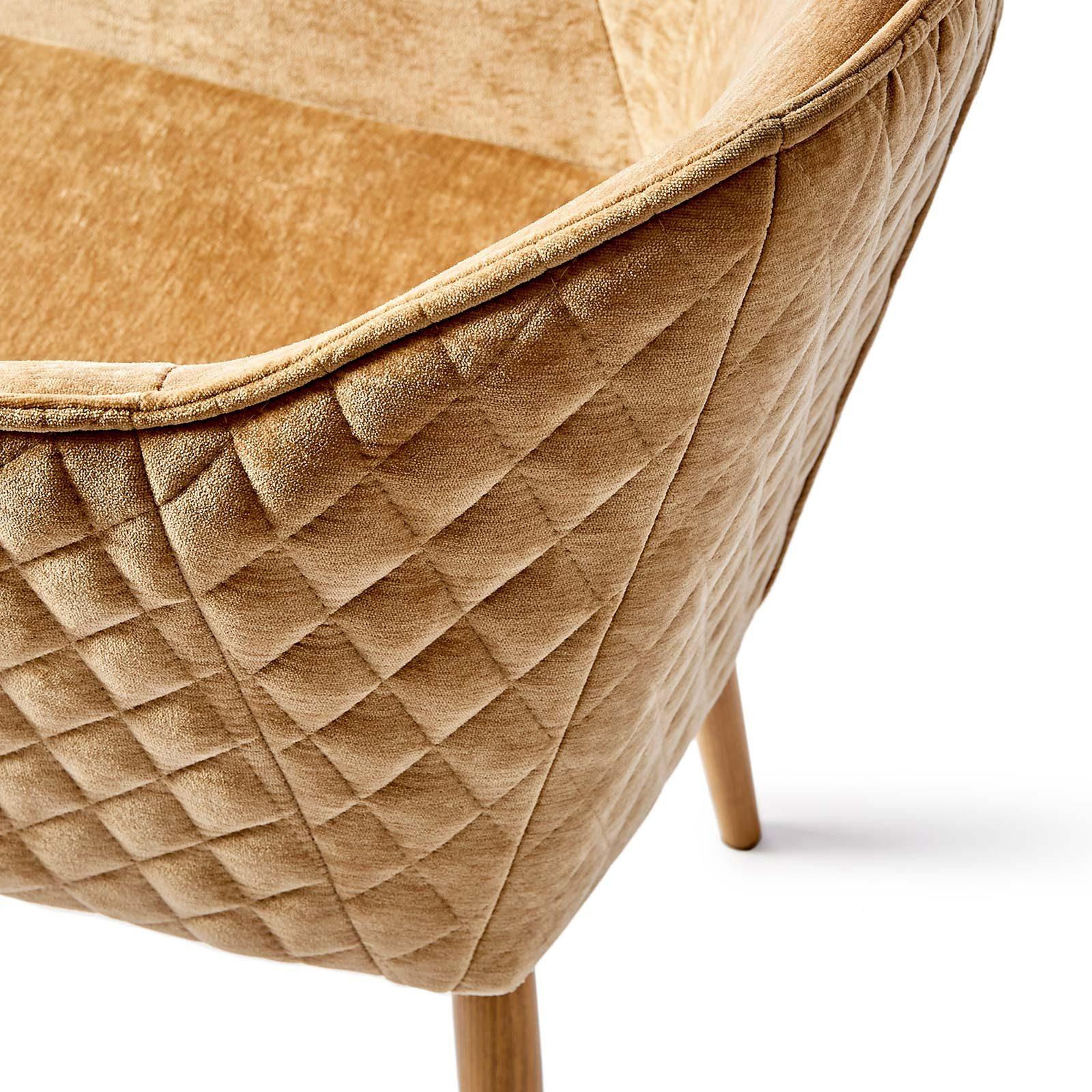 Riviera Maison fauteuil Megan Copper 4159006 4