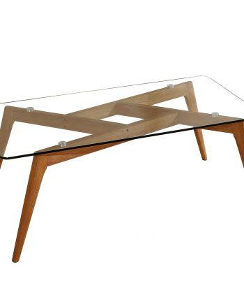 table Casandra Azurra 655 wood 1